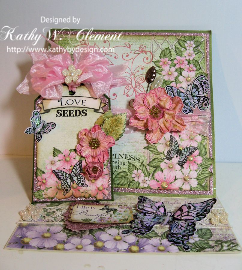 Love Seeds Butterfly Medley 04a