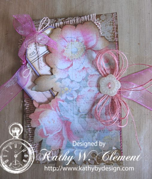 Gypsy Moments Mini Album Tute 10