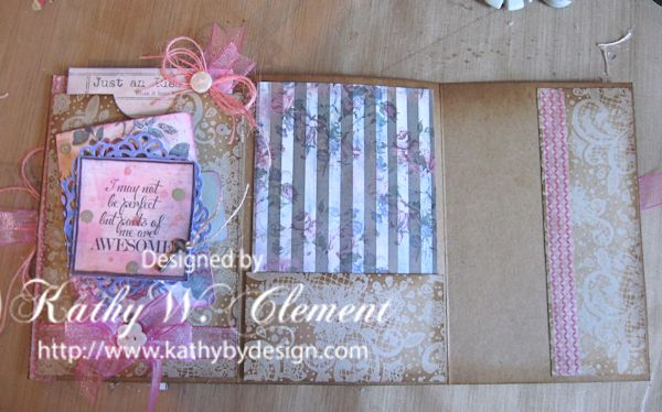 Gypsy Moments Mini Album Tute 12