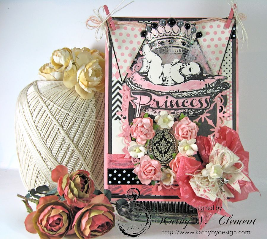 Nanas Little Brag Book Pink01