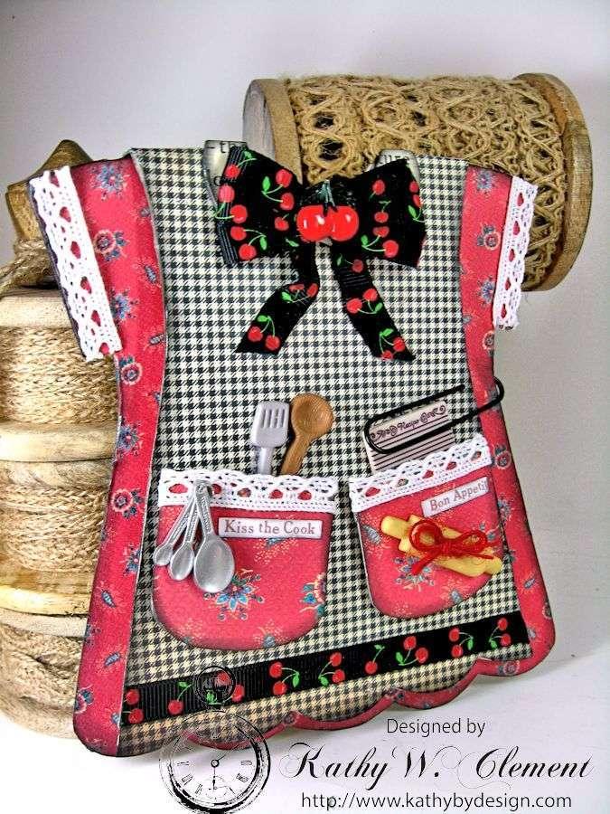 Kathy by Design/Apron Card