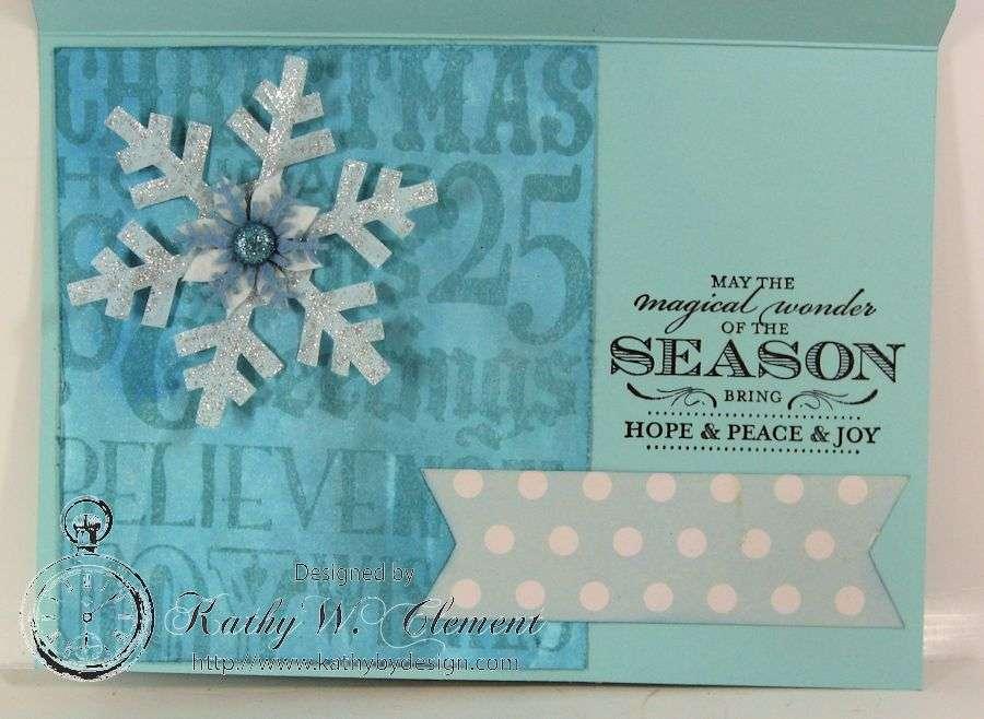 Blue Christmas Christmas Kit 05
