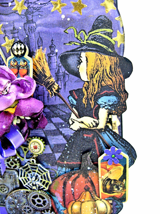 Steampunk Alice Halloween In Wonderland By Kathy Clement For Frilly