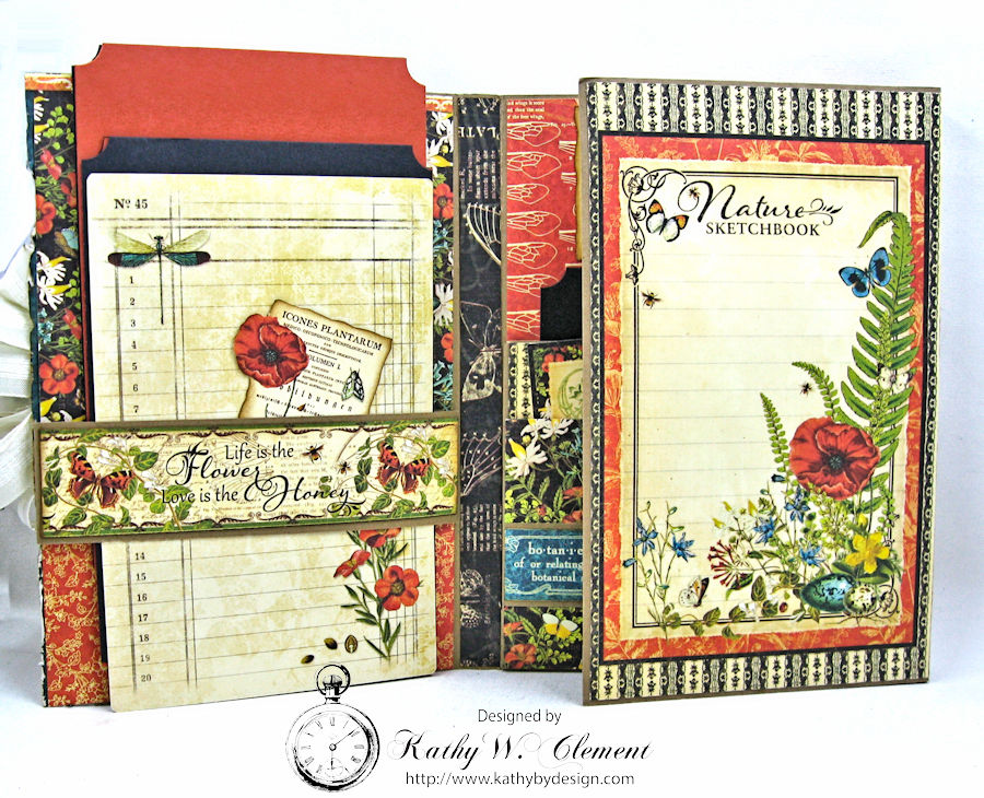 Petaloo Butterflies And Blossoms - Kathy By Design